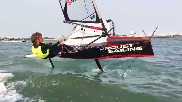 Foiling Generation - Introducing Thomas Proust