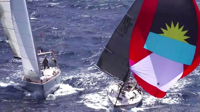 Antigua Sailing Week 2016 - Race Day 3