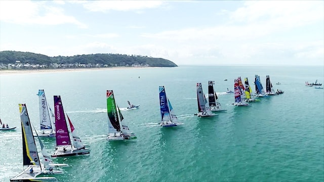 Tour de France a la Voile - Jullouville - Coastal Races