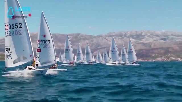 2017 Laser Standard World Championships - Day Three