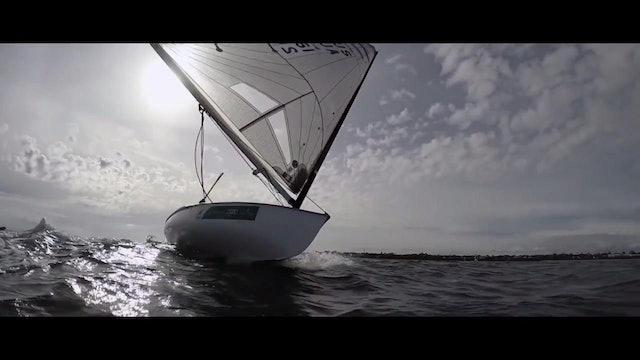 Oli Tweddell - Australian Finn Sailor