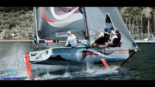 Foiling Week Garda 2018 - Day 2 & 3