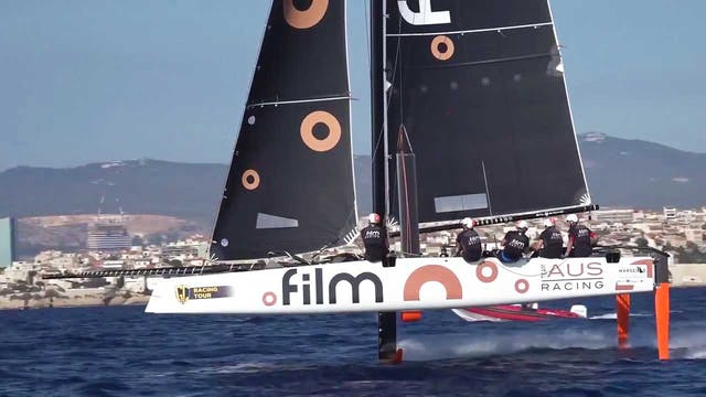 GC32 Marseille One Design 2017 - Day Two