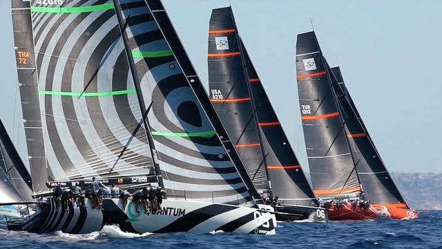 52 SUPER SERIES - Puerto Portals 2021...