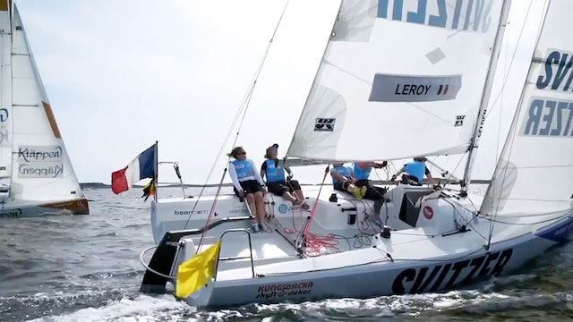 Women's Match Racing World Championship 2019 - Day Four