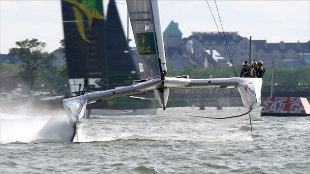 SailGP New York - Day Two
