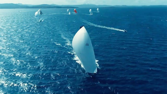 Porto Cervo 52 SUPER SERIES 2019 - Fi...