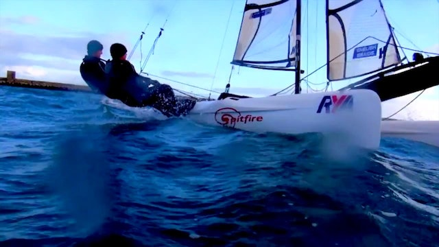 Spitfire The Youth Pathway to Sailing's Future