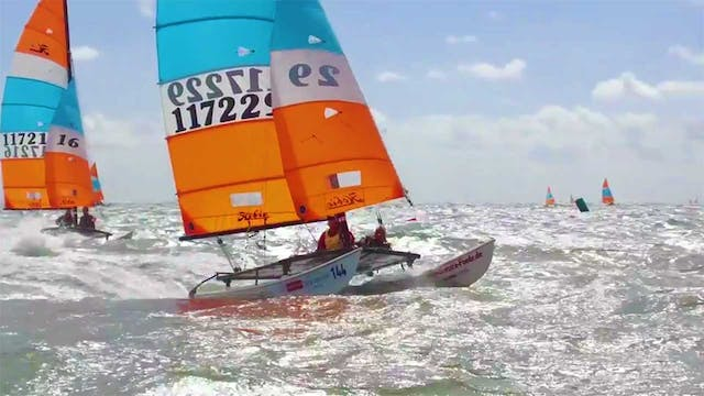 Hobie Noordwijk 2017 - Thursday 27 July