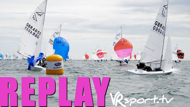 TME - Flying Fifteen World Championship 2019 - Day Three