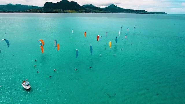 Hydrofoil Pro Tour 2017 - Mauritius - Day 1
