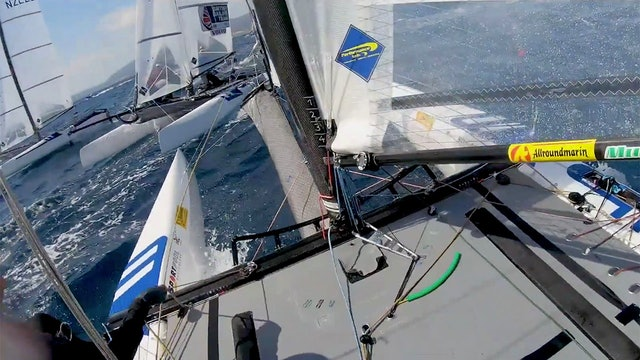 Candidate Sailing - Hunting For The Podium In Palma