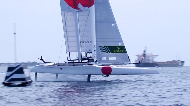 SailGP - Italy - Day Two