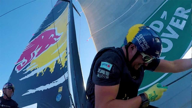 Extreme Sailing Series - Meet Red Bull Sailing Team's Micah Wilkinson