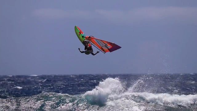 Team Pryde at the 2016 PWA Tenerife W...