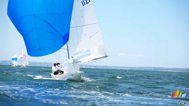 2018 Festival of Sails - Etchells 'Tim'