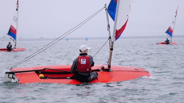 TME - RYA Youth Nationals 2019 - Day Two