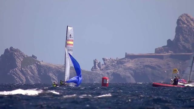 World Sailing SWC - Hyeres 2017 - Nac...