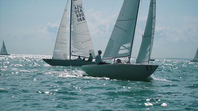 Etchells Florida State Championships 2017 - Day 2