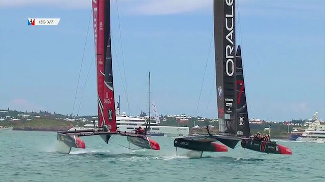 35th America's Cup - 24th June - The Match