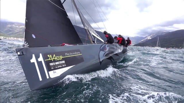 44Cup Porto Montenegro 2019 - Day 3