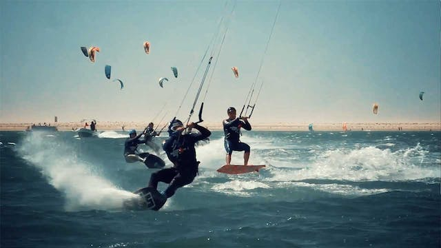 Kiteboarding - Breaking The Mould