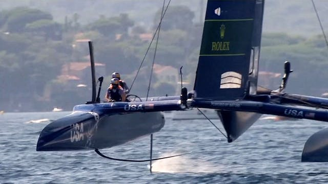 SailGP - France - Day One