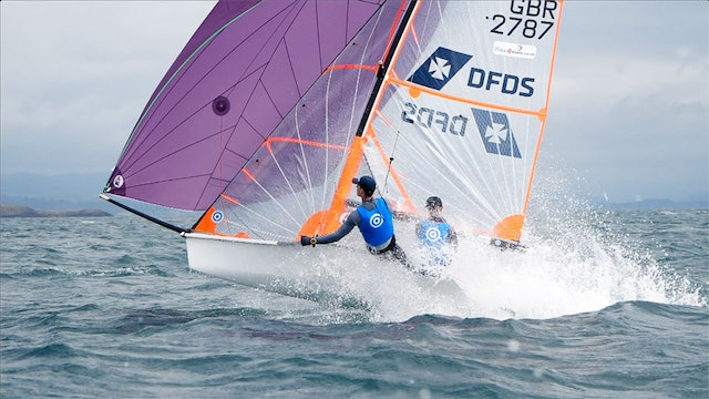 2019 UK 29er Class National and Open Championship - Day One