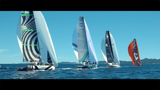 52 SUPER SERIES Zadar Royal Cup 2018 - Day Four