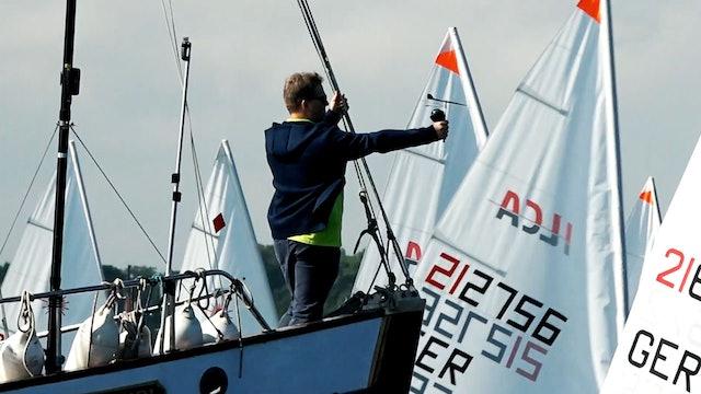 Kiel Week 2021 - Sailing Highlights - Day 1