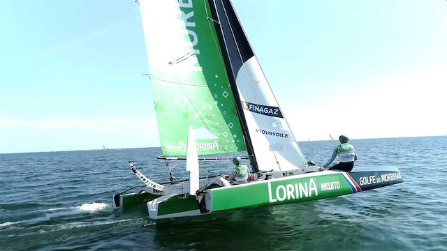 Tour de France a la Voile - Baden - Golfe du Morbihan Wrap Up