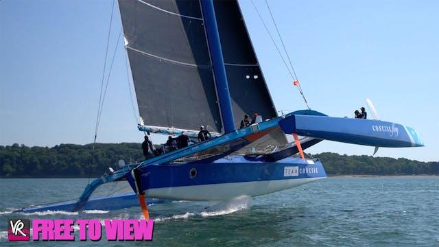 F2V Round The Island Race 2018 Recap