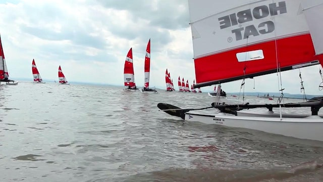 2016 Hobie MultiEuropeans - Neusiedl See - Day 3