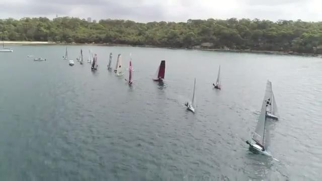 JJ Giltinan Trophy 2017 - Invitational Race - Full Coverage