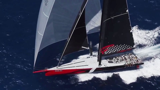 Les Voiles de St Barth 2015 - Day One - Racing