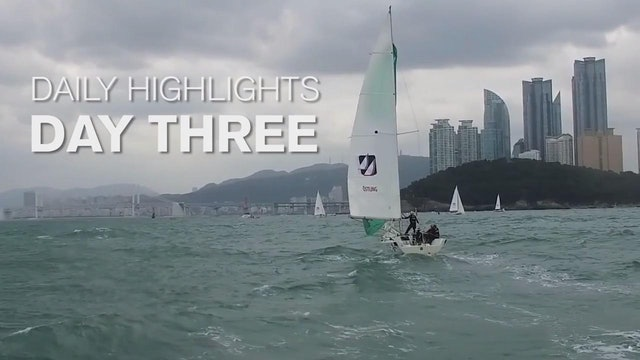 Busan WIM Series 2016 - Day Three