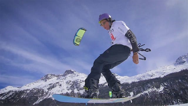 2019 SnowKite WorldCup Switzerland