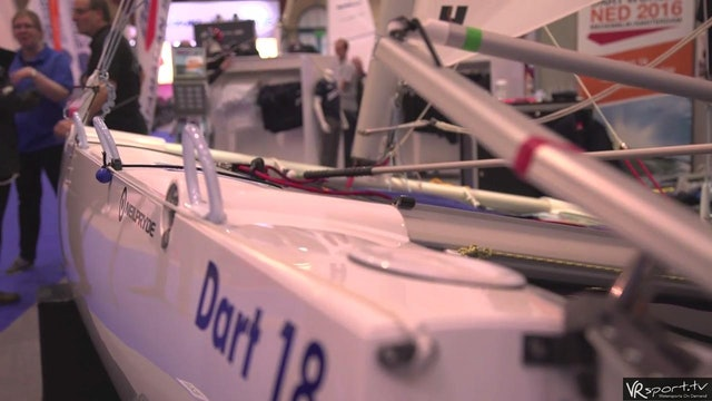 Dinghy Show 2016 - Dart 18