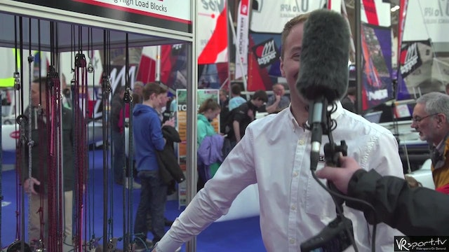 Dinghy Show 2016 - Bloopers