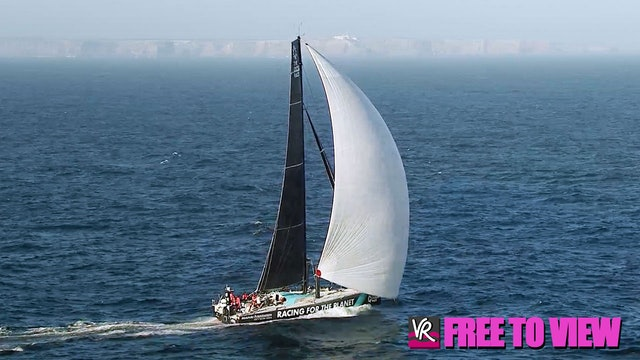 F2V - The Ocean Race Europe 2021 - Leg 2 Day Three