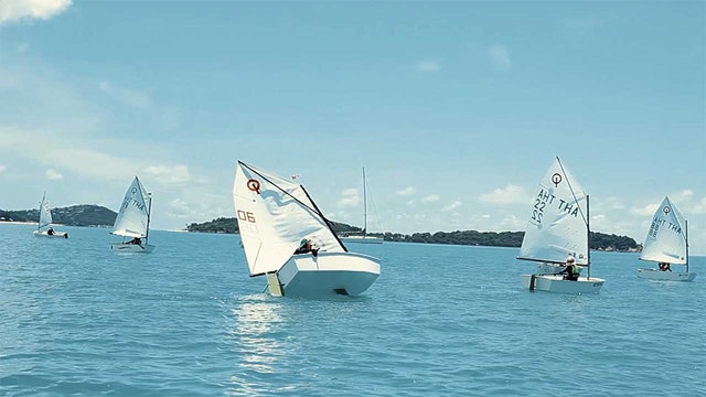 Samui Regatta 2018 - Opening Weekend and Youth Dinghy Challenge
