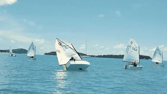 Samui Regatta 2018 - Opening Weekend ...