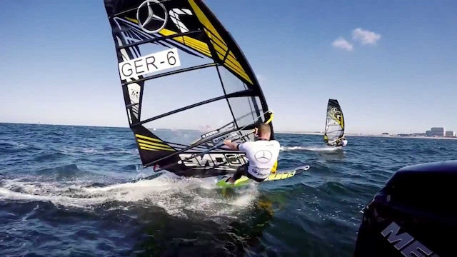 Mercedes-Benz Sylt 2017 PWA Grand Slam