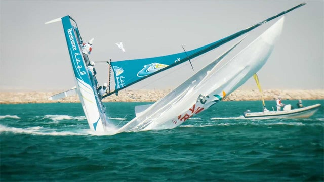EFG Sailing Arabia - The Tour - Salalah Leg 1