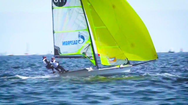 Kiel Week 2017 -  Sailing Highlights - Day 5