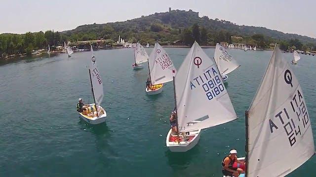 Peace - Opti Sailing