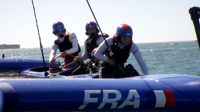 SailGP - Spain - Practice Day