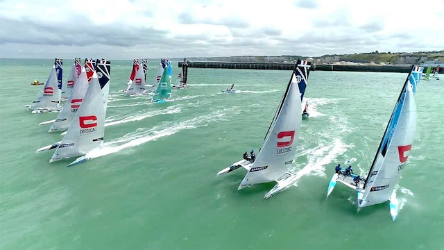 Tour de France a la Voile - Dieppe Wrap Up