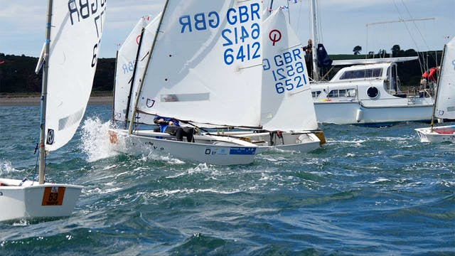 2018 Optimist British National and Op...
