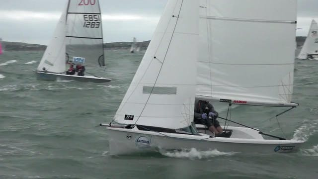 RS200 Nationals 2015 - Day 4